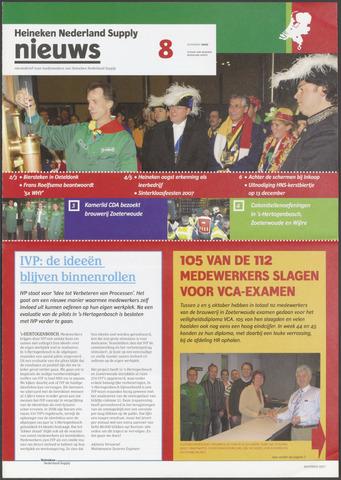 HNL - Supply Nieuws 2007-11-01