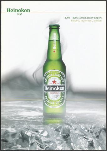 Heineken - Milieuverslag 2004