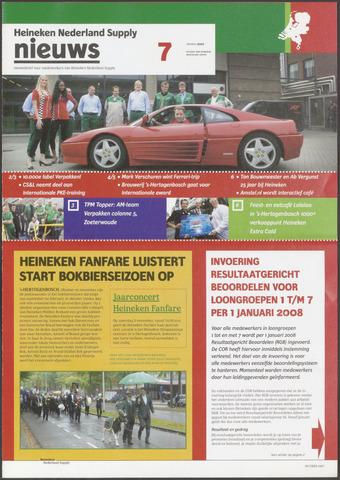 HNL - Supply Nieuws 2007-10-02
