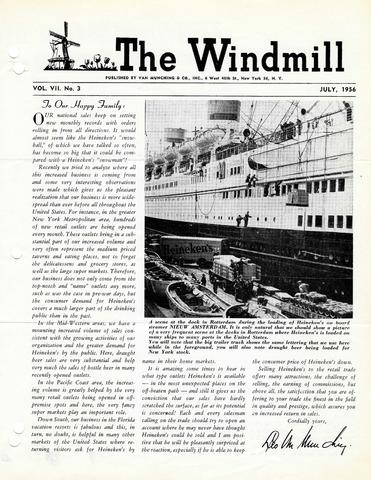 The Windmill 1956-07-01