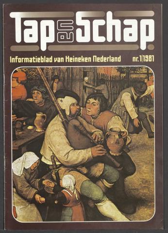 Heineken - Tap en Schap 1981