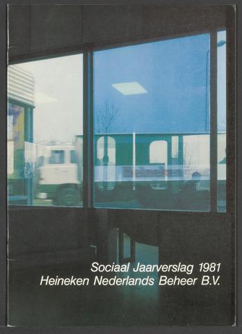 Heineken - Sociaal Jaarverslag 1981-01-01
