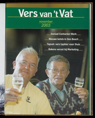 Vers van 't Vat 2003-11-01