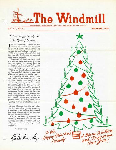 The Windmill 1956-12-01