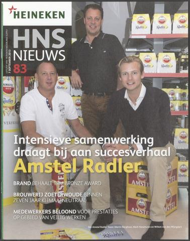 HNL - Supply Nieuws 2013-09-07