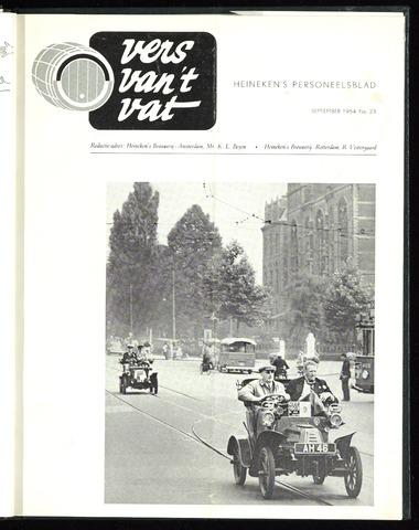 Vers van 't Vat 1954-09-01