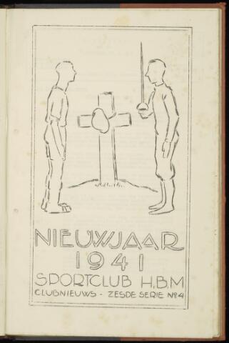 Sportclub H.B.M. Clubnieuws 1941-01-01