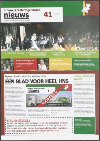 Heineken Brouwerij Nieuws 2007-05-24