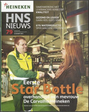 HNL - Supply Nieuws 2013-03-23