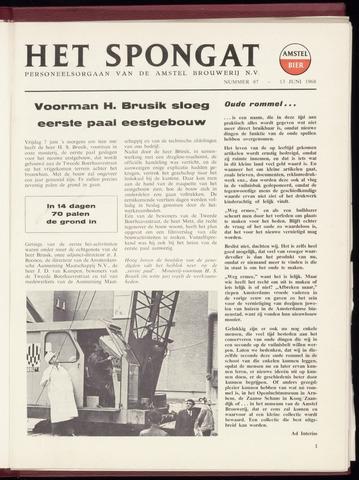 Amstel - Het Spongat 1968-06-13