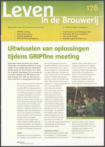 Heineken - Leven in de Brouwerij 2004-02-11