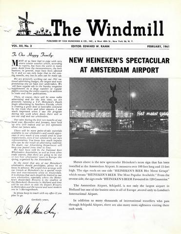 The Windmill 1961