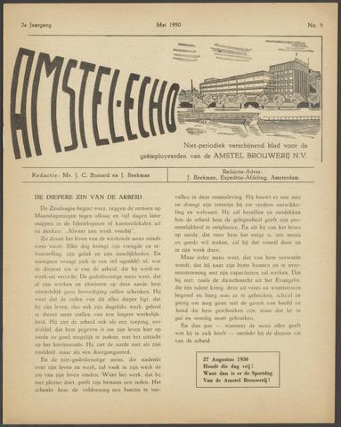 Amstel - Echo 1950-05-01