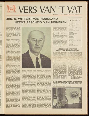 Vers van 't Vat 1971-02-25