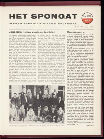 Amstel - Het Spongat 1965-10-21