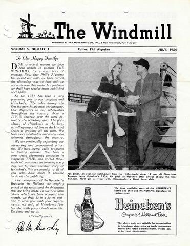 The Windmill 1954-07-01