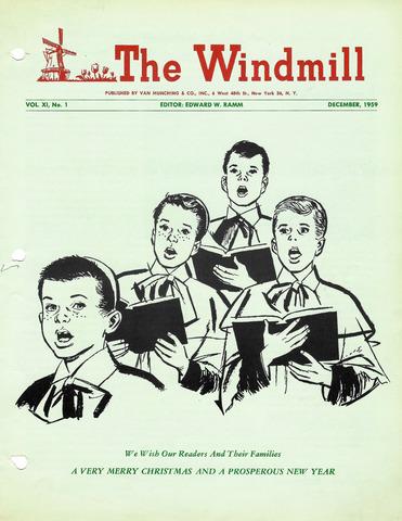 The Windmill 1959-12-01