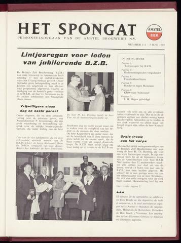 Amstel - Het Spongat 1969-06-05