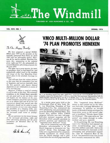 The Windmill 1974