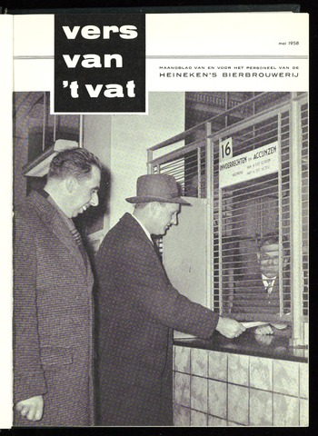 Vers van 't Vat 1958-05-01