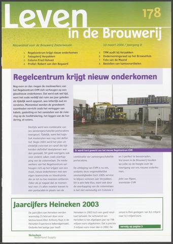 Heineken - Leven in de Brouwerij 2004-03-10