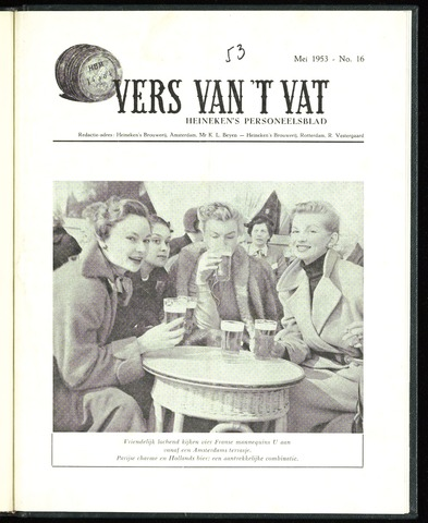 Vers van 't Vat 1953-05-01