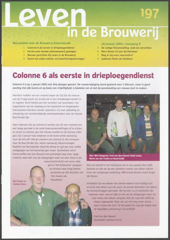 Heineken - Leven in de Brouwerij 2005-01-26