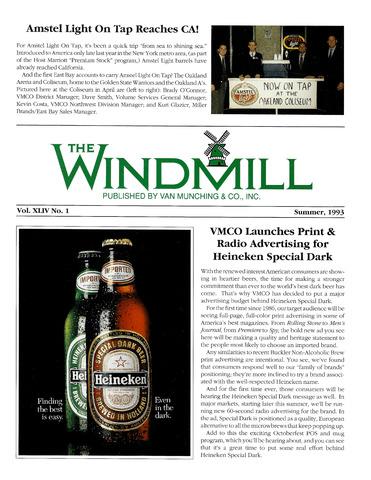 The Windmill 1993
