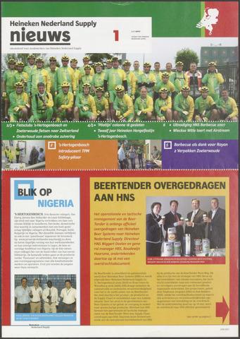 HNL - Supply Nieuws 2007