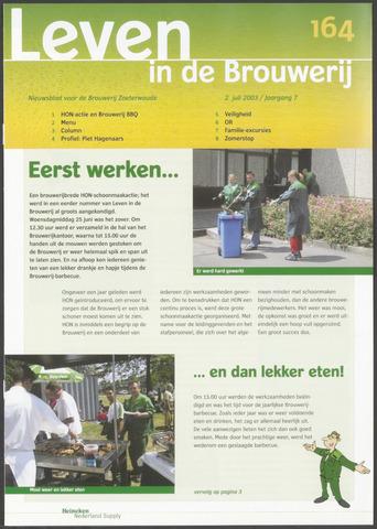 Heineken - Leven in de Brouwerij 2003-07-02