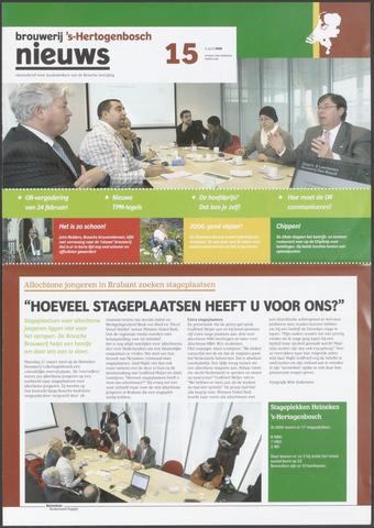 Heineken Brouwerij Nieuws 2006-04-06