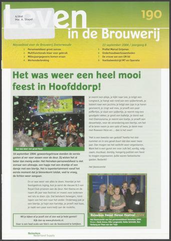 Heineken - Leven in de Brouwerij 2004-10-06