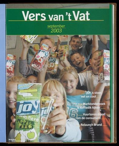 Vers van 't Vat 2003-09-01