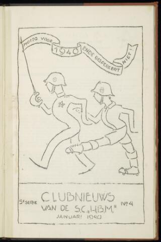 Sportclub H.B.M. Clubnieuws 1940-01-01