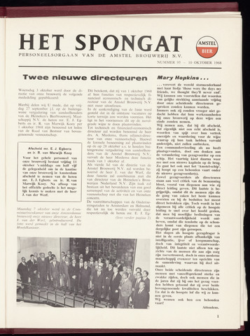 Amstel - Het Spongat 1968-10-10