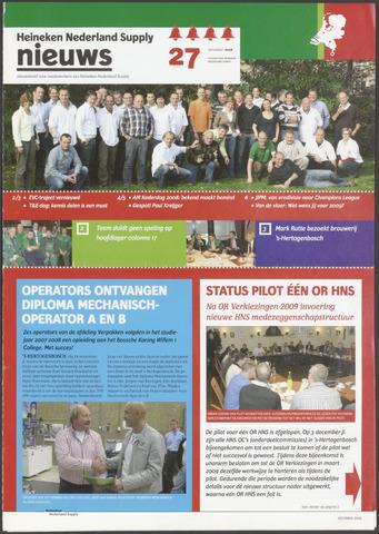 HNL - Supply Nieuws 2008-12-01