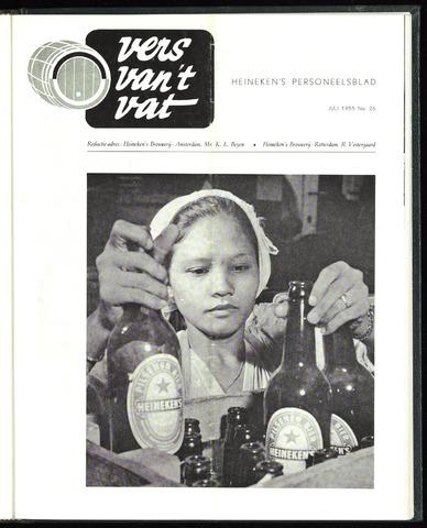 Vers van 't Vat 1955-07-01