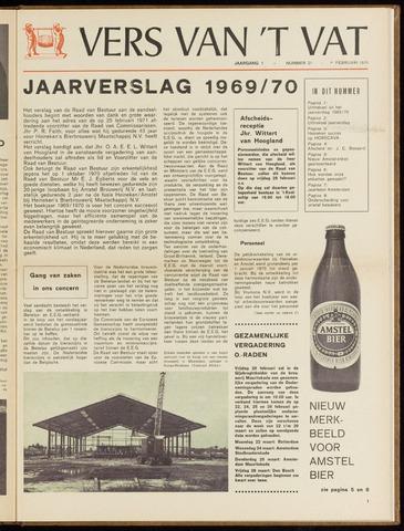 Vers van 't Vat 1971-02-11