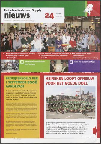 HNL - Supply Nieuws 2008-10-01