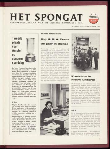 Amstel - Het Spongat 1969-09-25