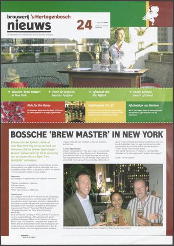 Heineken Brouwerij Nieuws 2006-09-07