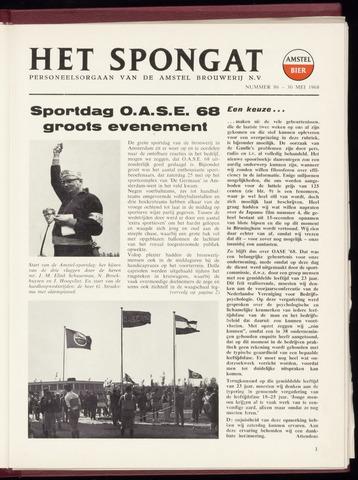 Amstel - Het Spongat 1968-05-30
