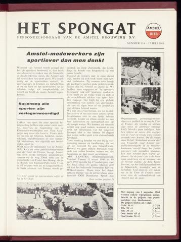 Amstel - Het Spongat 1969-07-17