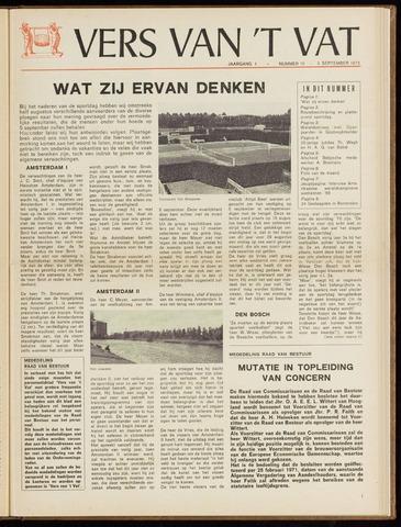 Vers van 't Vat 1970-09-03