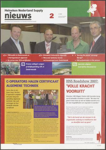 HNL - Supply Nieuws 2007-07-01