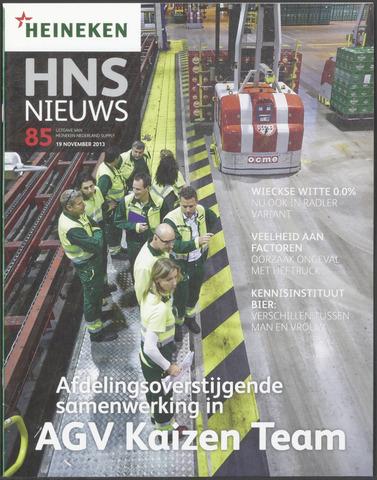HNL - Supply Nieuws 2013-11-19