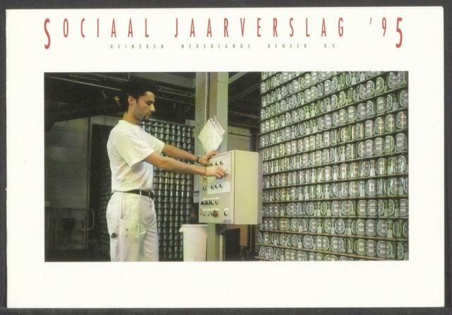 Heineken - Sociaal Jaarverslag 1995-01-01
