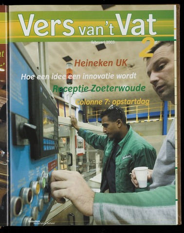 Vers van 't Vat 2003-02-01