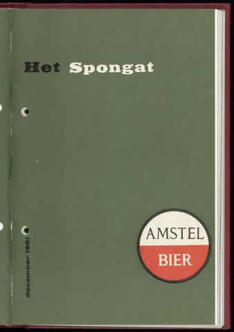 Amstel - Het Spongat 1961-12-01