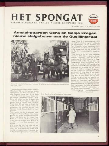 Amstel - Het Spongat 1969-08-07